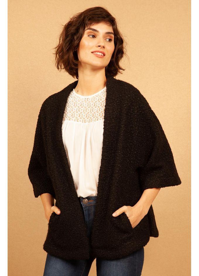 Kimono-Boucle-Negro