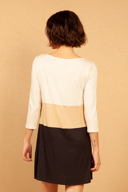 Vestido-Tricolor-Beige-40