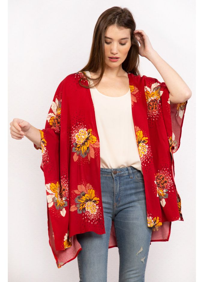 Kimono-Floral-Print-Rojo-40