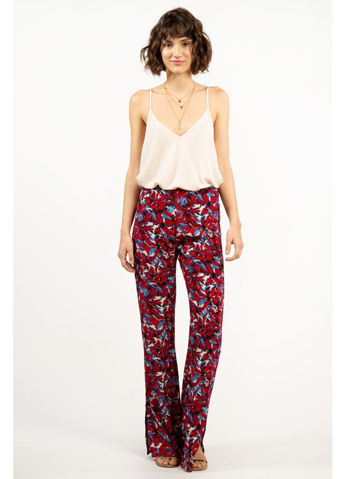 Pantalon-Font-Print-Rojo-40