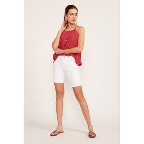 Short-Long-White-Blanco-40