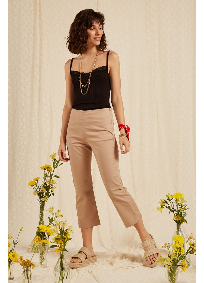 Pantalon-Camelia-Beige-38
