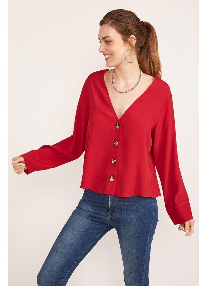 Camisa-Timber-Rojo-40