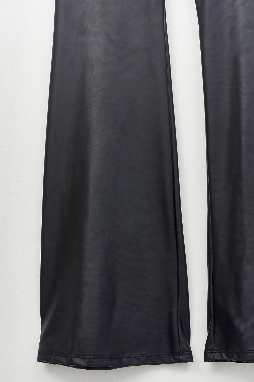 Calza-Oxford-Engomada-Negro-38