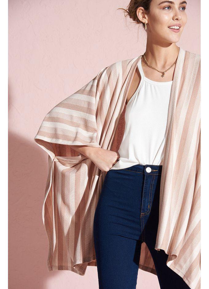 Kimono-Leon-Beige-UNI